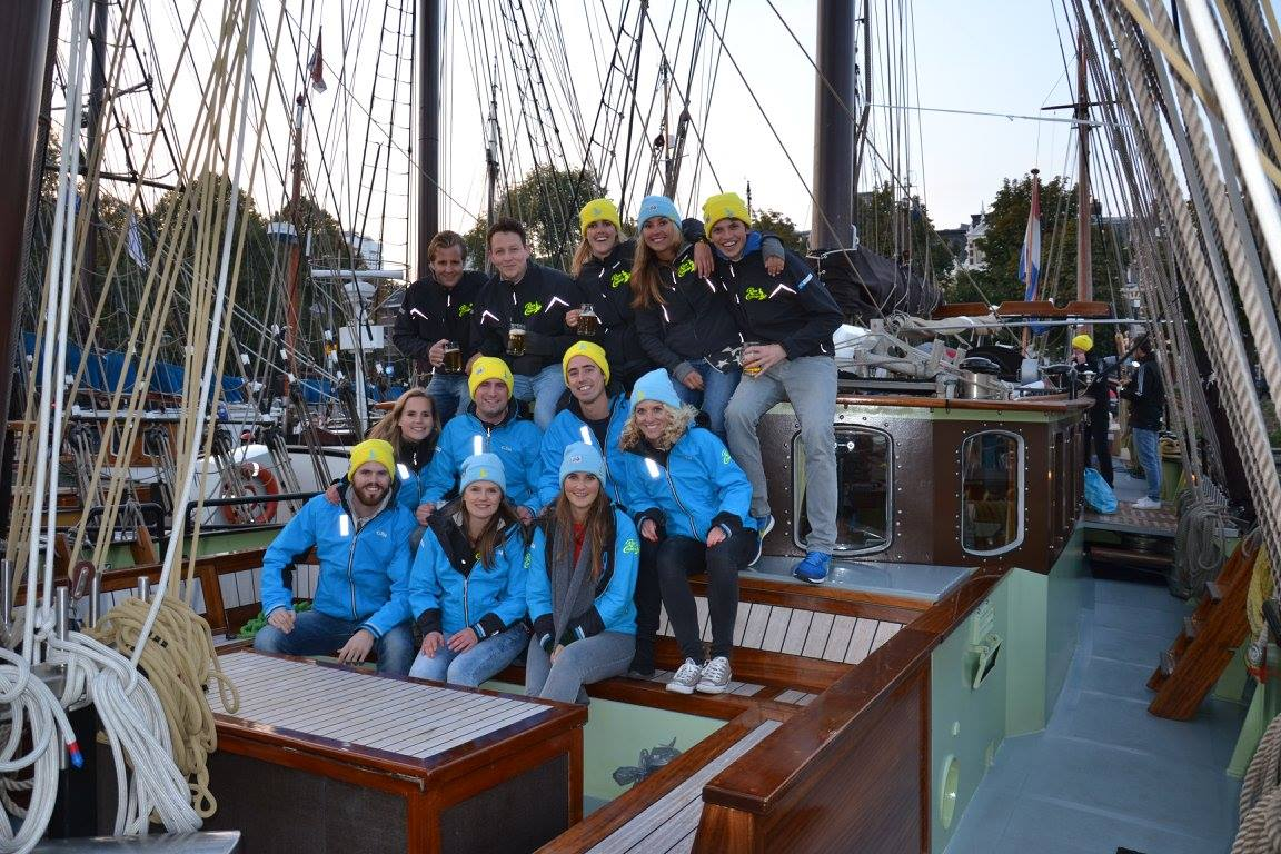 Race of the Classics Promotionele kleding evenement Jumble Promotie