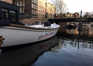 Amsterdam Boothuur - Belettering