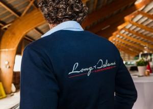 Geborduurde kleding LongIsland